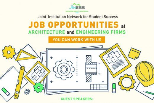職業講座 – 建築和工程公司的工作機會